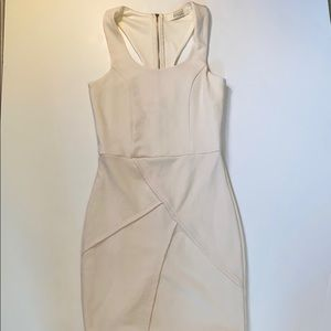 🎃ANGL Ivory Cocktail Dress
